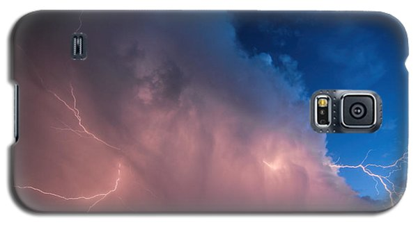Thunder God Approaches Galaxy S5 Case