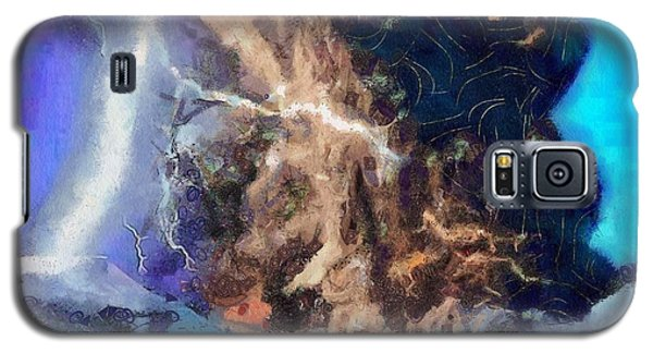 Thunder Struck Galaxy S5 Case
