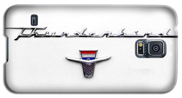Thunderbird Tag Galaxy S5 Case by Jerry Fornarotto