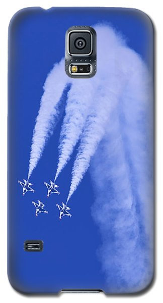Thunderbirds Diamond Formation Downwards Galaxy S5 Case