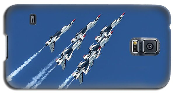 Thunderbirds Galaxy S5 Case by Dorothy Cunningham