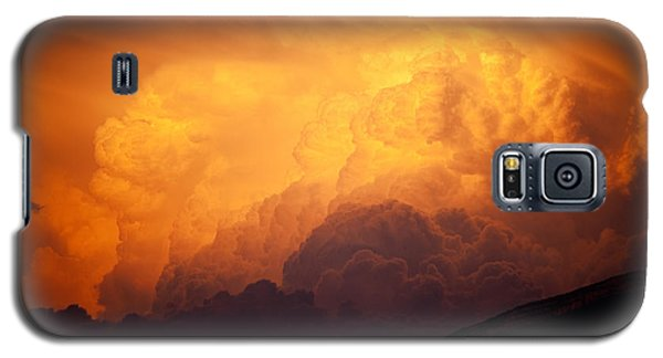 Thunderhead At Sunset Galaxy S5 Case