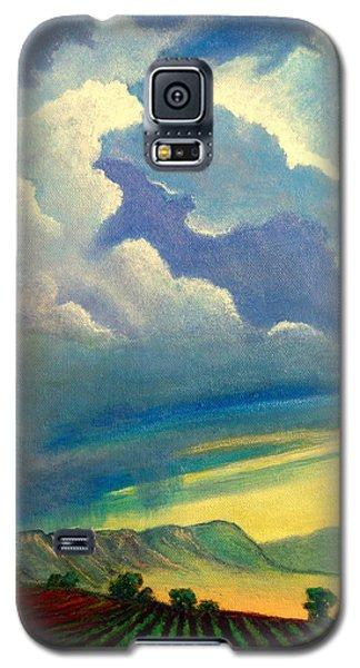 Thunderhead Galaxy S5 Case by Jim Whalen