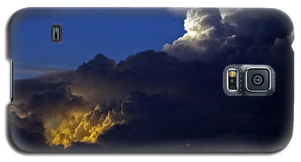 Galaxy S5 Case featuring the photograph Thunderstorm II by Greg Reed