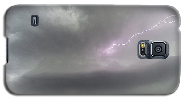 Galaxy S5 Case featuring the photograph Thunderstorm by Rob Graham