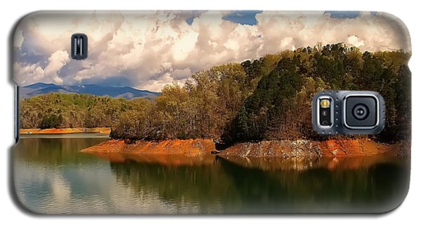 Thunderstorm Rolling Over The Smokies Galaxy S5 Case by Chris Flees