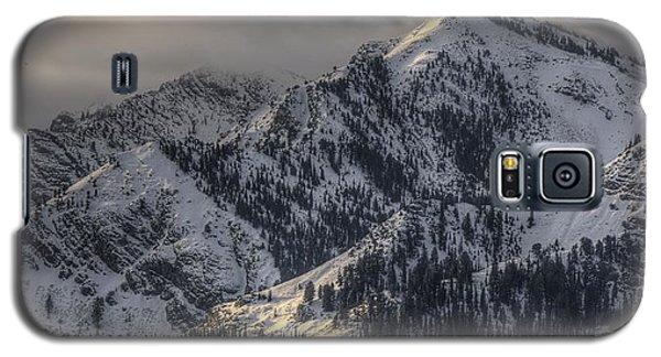 Thurston Peak Pano Galaxy S5 Case