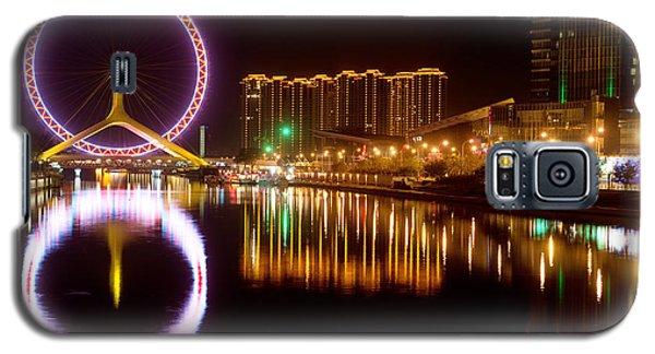 Tianjin Eye Galaxy S5 Case by Yew Kwang