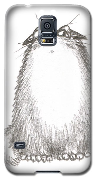 Tibby Anxious Galaxy S5 Case