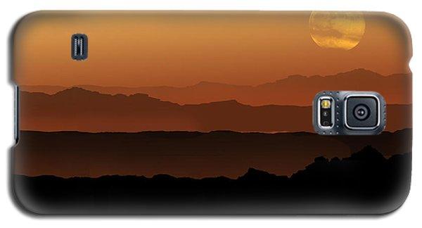 Tibetan Mountains Galaxy S5 Case by Angelika Drake
