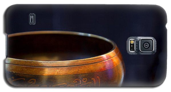 Tibetan Singing Bowl Galaxy S5 Case