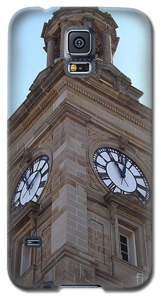 Tick Tock Galaxy S5 Case by Sara  Raber