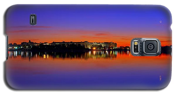 Tidal Basin Sunrise Galaxy S5 Case