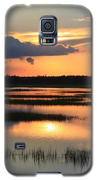 Tidal Marsh- Wilmington Nc Galaxy S5 Case