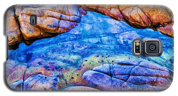 Tide Pool Galaxy S5 Case
