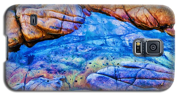Tide Pool Galaxy S5 Case