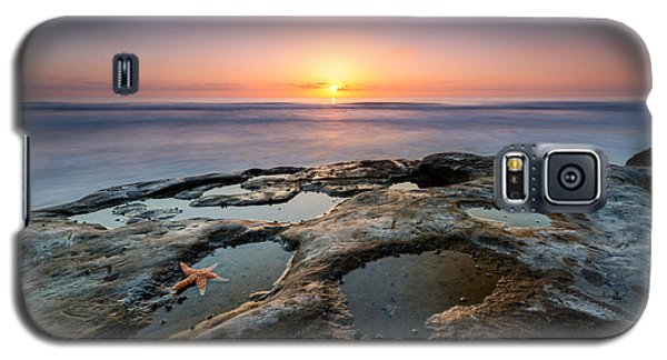 Tide Pool Sunset Galaxy S5 Case