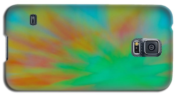 Tie Dye Abstract Galaxy S5 Case