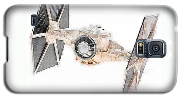Tie Fighter Galaxy S5 Case