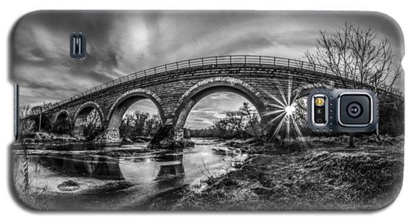 Tiffany Bridge Monochrome Galaxy S5 Case