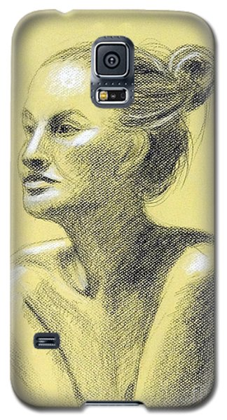Tiffany Portrait Galaxy S5 Case