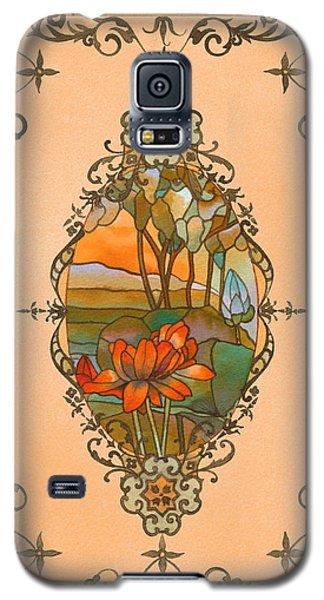 Tiffany Tree Galaxy S5 Case
