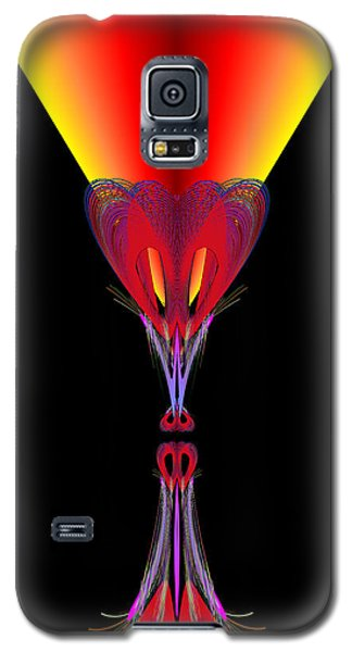 Tiffany's Night Light Galaxy S5 Case