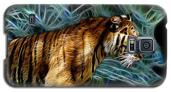 Tiger 3921 - F Galaxy S5 Case