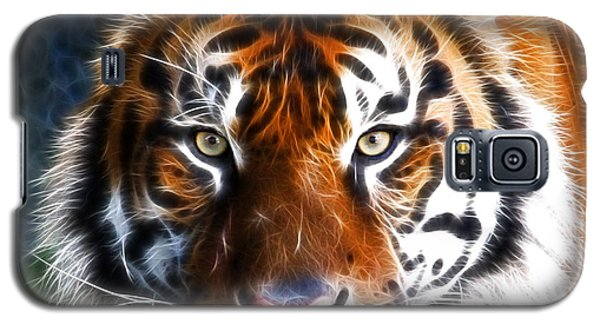 Tiger Close Up Galaxy S5 Case