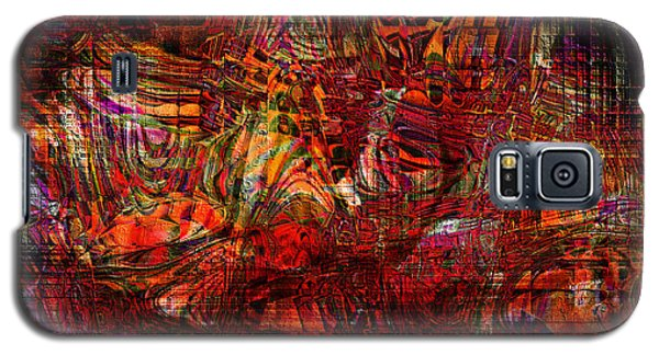Tiger Glass Galaxy S5 Case