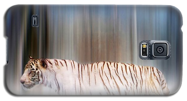 Tiger In The Mist Galaxy S5 Case