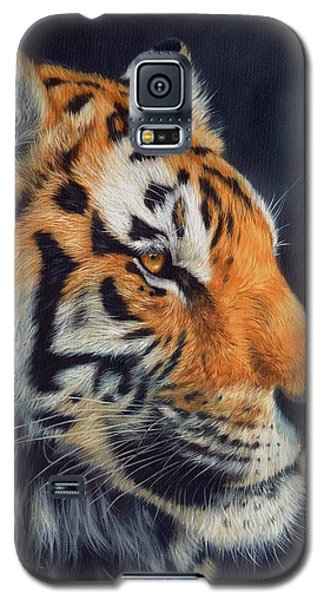 Tiger Profile Galaxy S5 Case