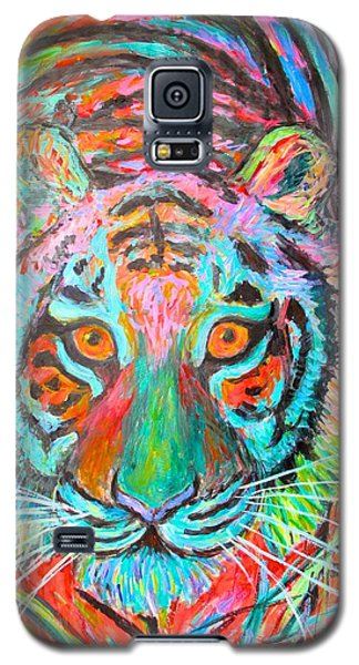 Tiger Stare Galaxy S5 Case