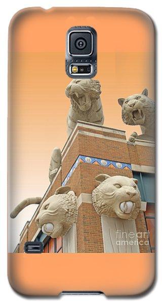 Tiger Town Galaxy S5 Case by Ann Horn