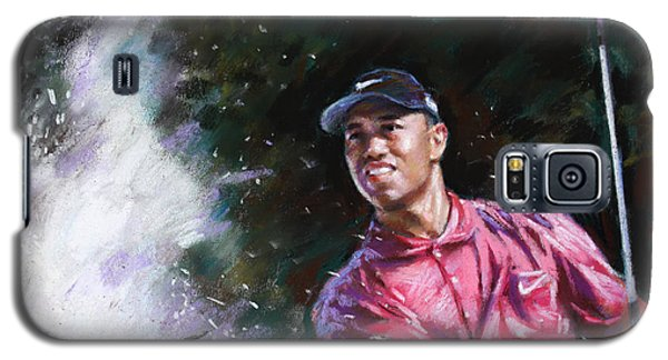 Tiger Woods  Galaxy S5 Case