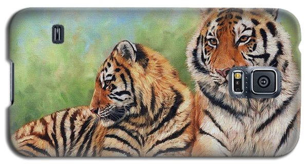 Tigers Galaxy S5 Case