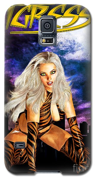 Tigress Galaxy S5 Case