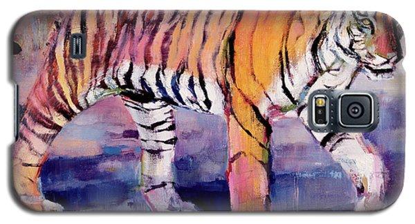 Tigress, Khana, India Galaxy S5 Case