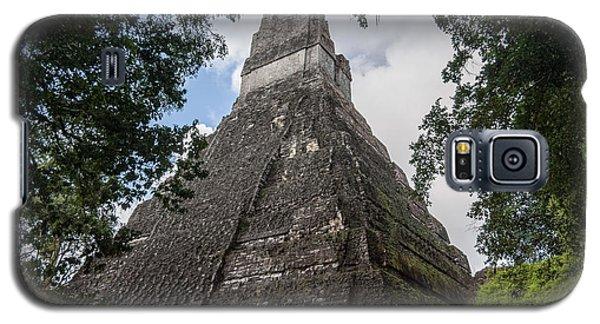 Tikal Pyramid 1b Galaxy S5 Case