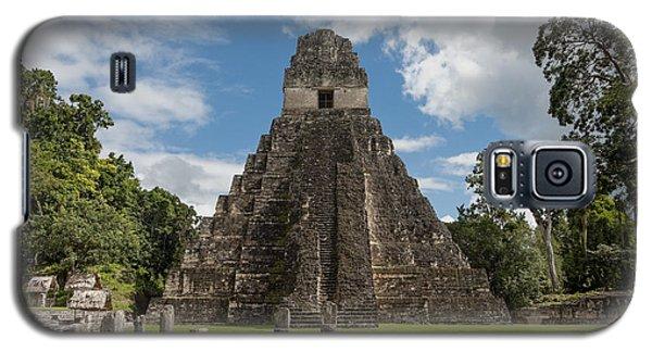 Tikal Pyramid 1j Galaxy S5 Case