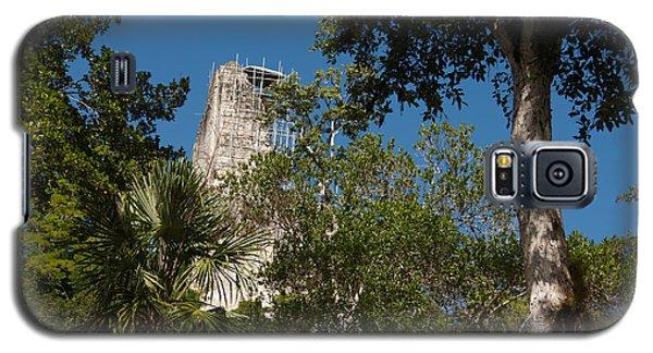 Tikal Pyramid 4a Galaxy S5 Case