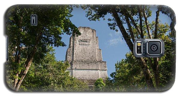 Tikal Pyramid 4b Galaxy S5 Case