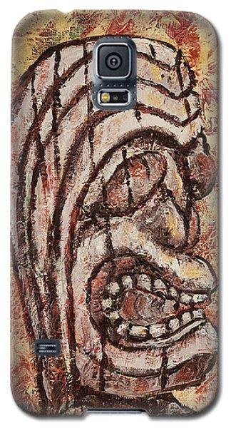 Tiki God Galaxy S5 Case