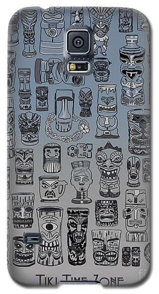 Tiki Nighttime Zone Galaxy S5 Case