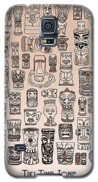 Tiki Sand Zone Galaxy S5 Case by Megan Dirsa-DuBois