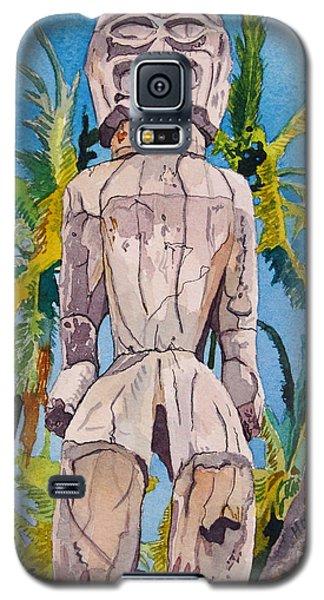 Tiki Galaxy S5 Case