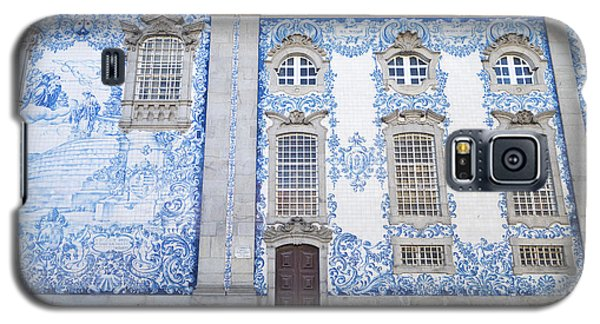 Tiled Church In Porto Portugal Galaxy S5 Case