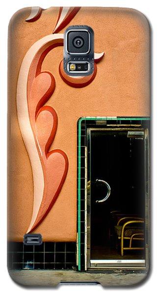 Tiled Door Galaxy S5 Case