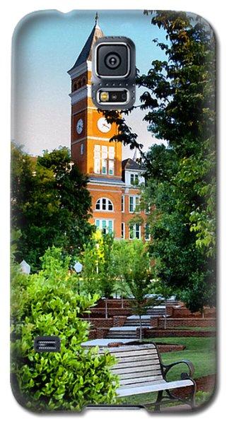 Tillman Hall Early Morning Galaxy S5 Case by Lynne Jenkins