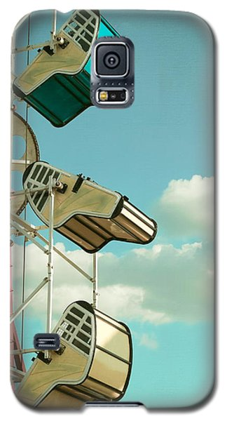 Tilt And Twirl Galaxy S5 Case by Colleen Kammerer